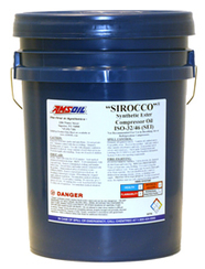 Image alt text AMSOIL SIROCCO Compressor Oil