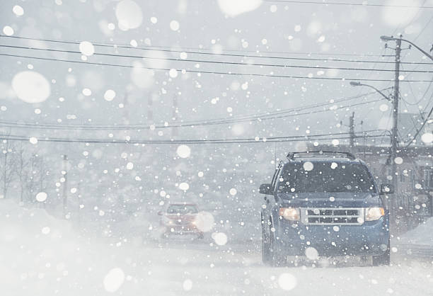 Winter Driving Prepardness Tips