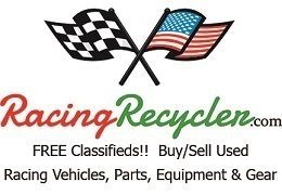 RacingRecycler.com Buy and Sell Used Racing Vehicles, Parts, Equipment, and Gear